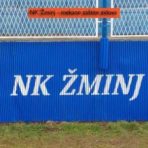Nogometni klub Žminj - mekane zaštite zidova